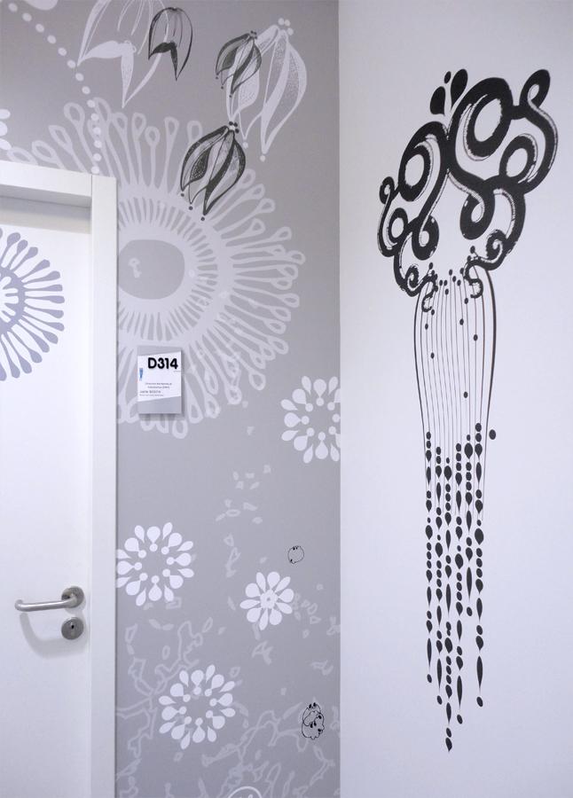 Bien connu Design mural : les techniques adaptées à vos projets de décoration  XT66