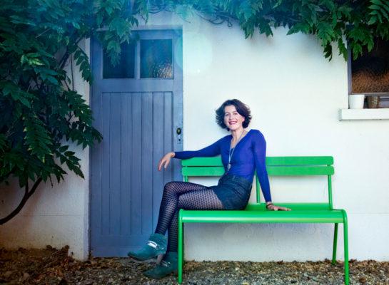 Portrait de Sophie Briand, designer à Rennes.