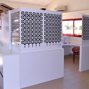 Design mural : dessins, motifs graphiques et ornements pour l'architecture