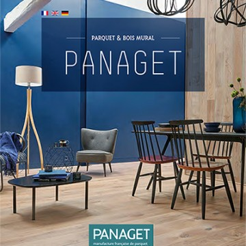 Catalogue Panaget 2016-2017, tellement design !