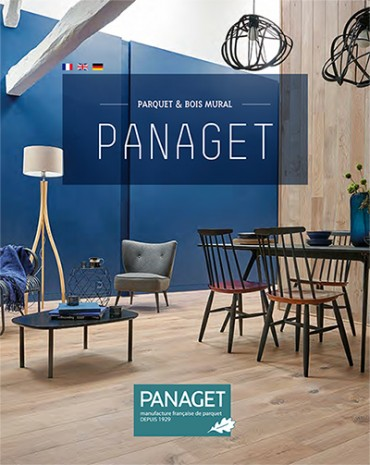 Catalogue Panaget 2016, tellement design !