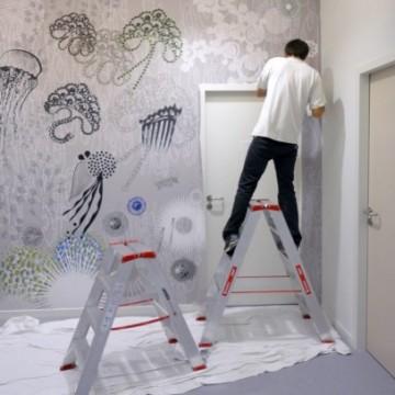 Design mural : les techniques adaptées à vos projets de décoration murale