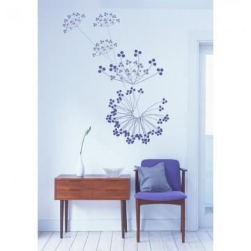 Création de stickers de décoration murale